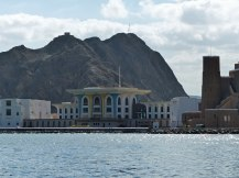 Oman-Muscat-Bootstour-Kueste-Palast_Sultan-1