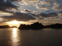 Oman-Muscat-Hafen-Meer-Sonnenaufgang-4