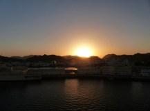 Oman-Muscat-Hafen-Sonnenuntergang-1