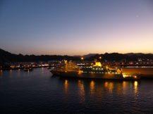 Oman-Muscat-Hafen-Sonnenuntergang-2