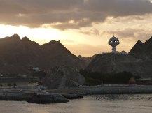 Oman-Muscat-Hafen-Weihrauchbrenner-Sonnenaufgang-3