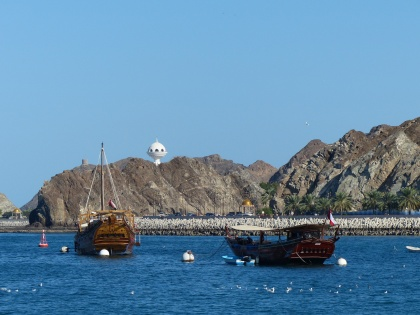 Oman-Muscat-Matrah-Hafen-4
