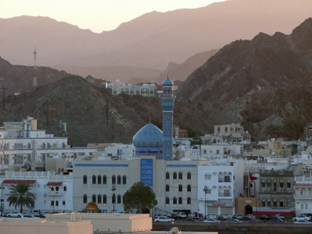 Oman-Muscat-Matrah-Moschee-1