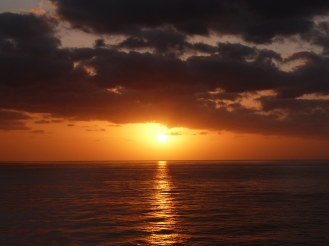 Oman-Muscat-Meer-Sonnenaufgang-1