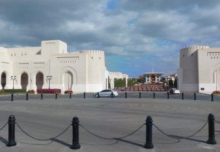 Oman-Muscat-Palast_Sultan-2
