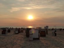 Warnemuende-Strand-Abend-2