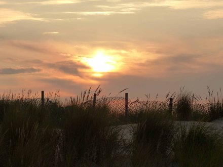 Warnemuende-Strand-Abend-4
