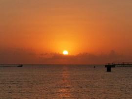 Cozumel-Sonnenuntergang-2