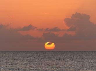 Cozumel-Sonnenuntergang-3