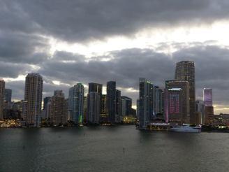 Miami-Skyline-Sonnenuntergang-2