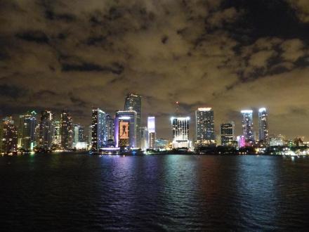 Miami-Skyline-Sonnenuntergang-7
