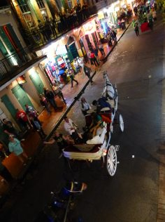New_Orleans-Bourbon_Street-Parade-1