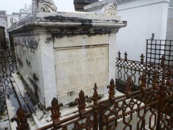New_Orleans-French_Quarter-Friedhof-2