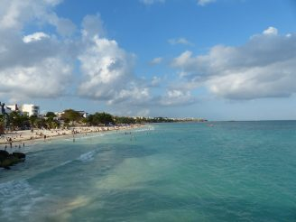 Playa_del_Carmen-Strand-2