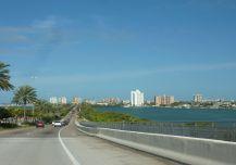 Weg nach Clearwater