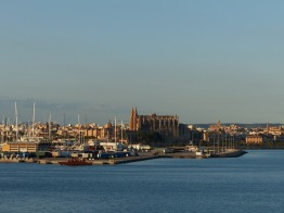 Palma Mallorca-Kathedrale