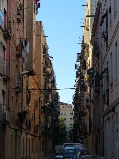 Barcelona-Barceloneta-Gasse-1