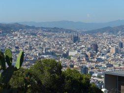 Barcelona-Castell_de_Montjuic-Aussicht-1