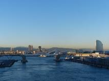 Barcelona-Hafen-Abend-2