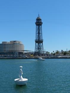 Barcelona-Hafen-Seilbahn-1