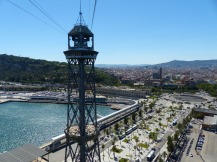 Barcelona-Hafen-Seilbahn-6