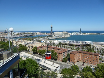 Barcelona-Hafen-Seilbahn-7
