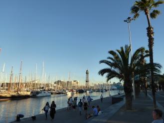 Barcelona-Hafenpromenade-2