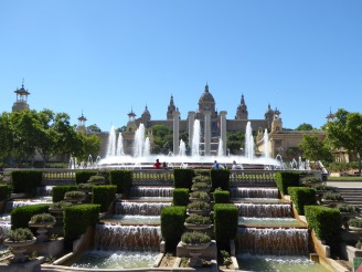 Barcelona-Magischer_Brunnen-Nationalmuseum-1