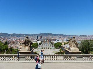 Barcelona-Nationalmuseum-Aussicht-3