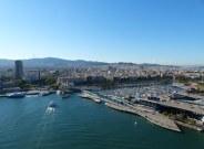 Barcelona-Seilbahn-Aussicht-4