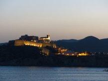 Ibiza-Altstadt-Abenddämmerung-1