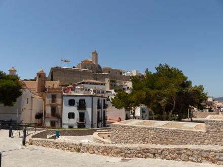 Ibiza-Altstadt-Dalt_Vila-Stadtmauer-9