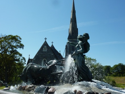 Gefion-Brunnen