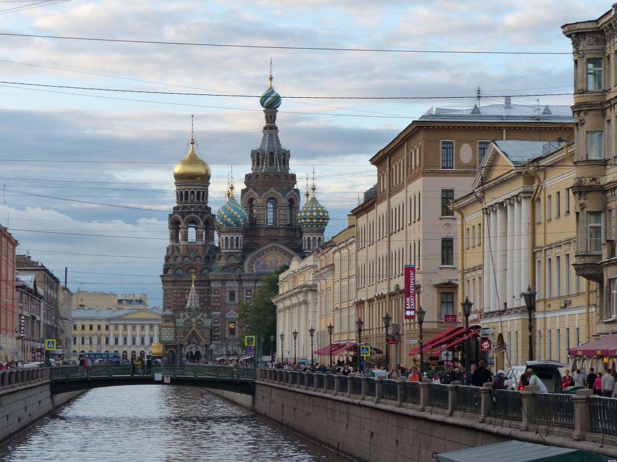 10.07.2015: ST. PETERSBURG (Russland)