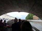 St_Petersburg-Bootsfahrt-Kanal