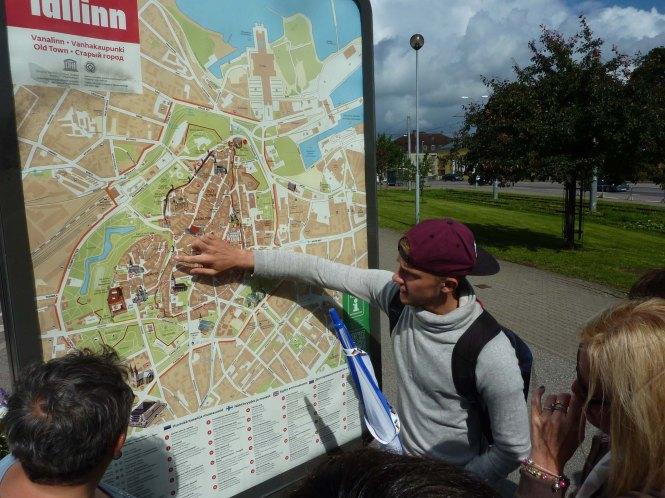 Tallinn-Stadtfuehrung