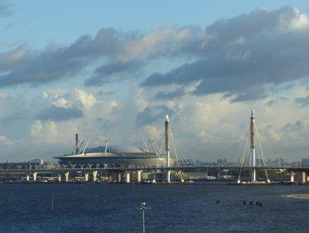 Stadion für Fußball-WM