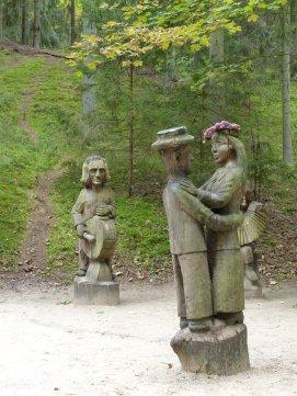 klaipeda-kurische_nehrung-hexenberg-holzskultur-8
