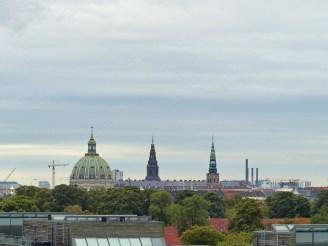 Skyline von Kopenhagen