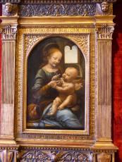 Leonardo da Vinci Gemälde