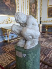 Michelangelo Skulptur