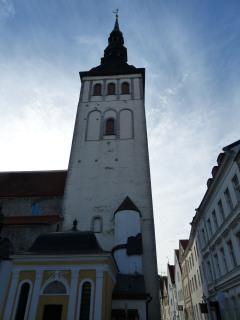 Turm der Nikolaikirche