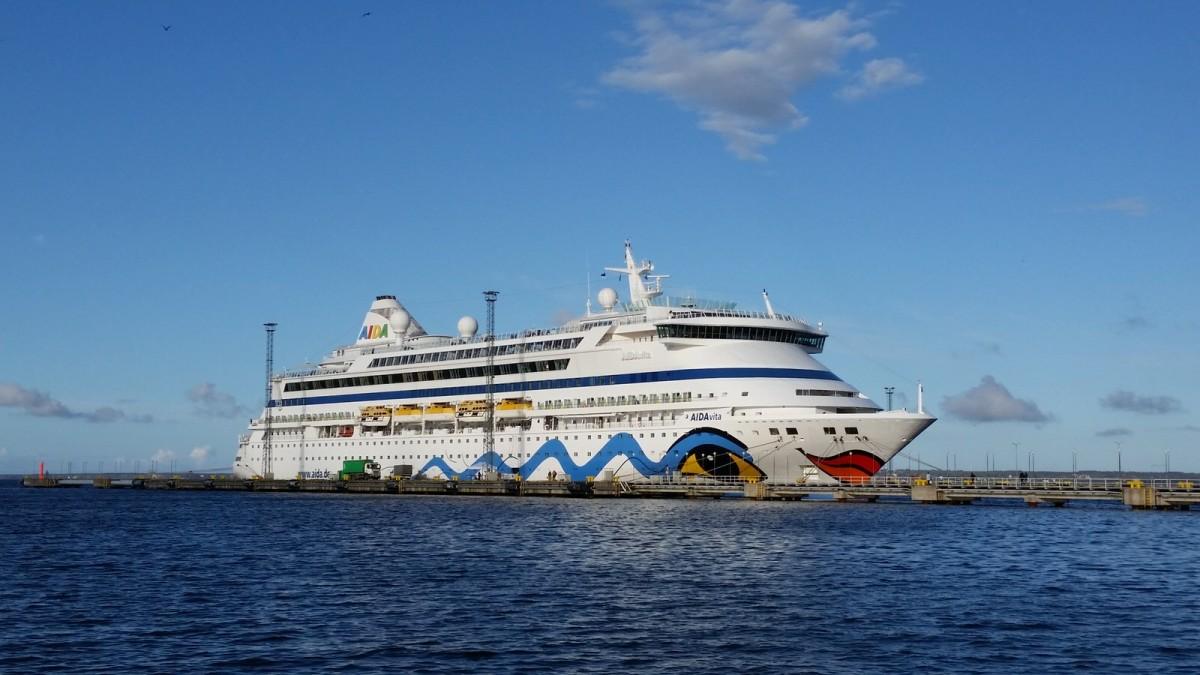 Reiseroute: Ostsee 2016 mit AIDAvita