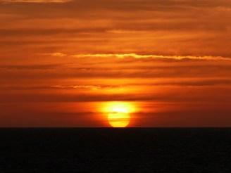 AIDAluna-Sonnenuntergang-1