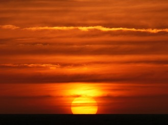 AIDAluna-Sonnenuntergang-2