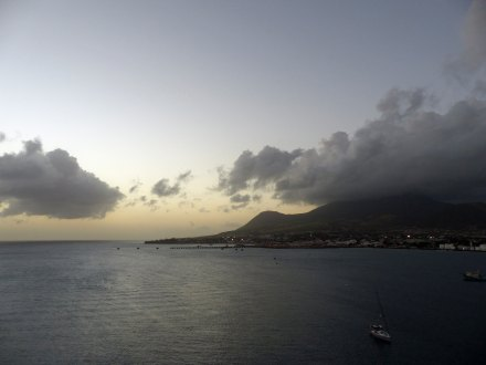 Karibik-St_Kitts-Ablegen-Abenddaemmerung-1
