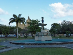 Karibik-St_Kitts-Basseterre-Independence_Square-3