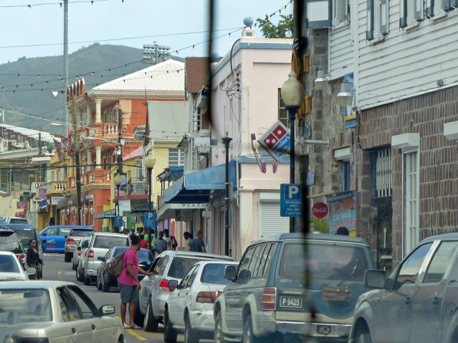 Karibik-St_Kitts-Basseterre-Innenstadt-1