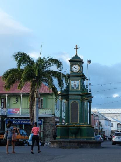 Karibik-St_Kitts-Basseterre-The_Circus-1