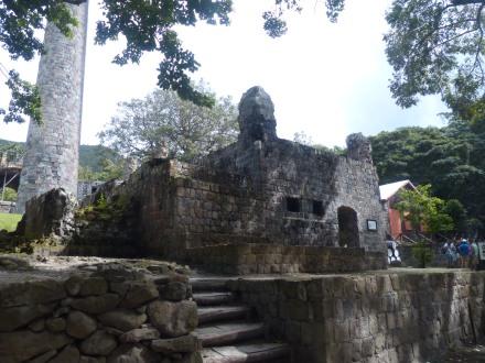 Karibik-St_Kitts-Plantage_Wingfield_Estate-Alte_Rumdestillerie-1